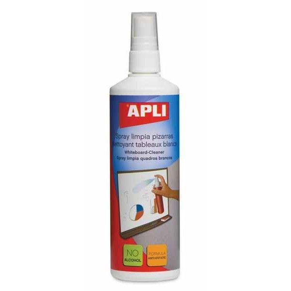 Comprar Spray Limpia Pizarras Blancas Envase 200ml Apli 11305 #oficina #comercio #hogar #producto #limpieza #spay #pizarras #blancas #envase