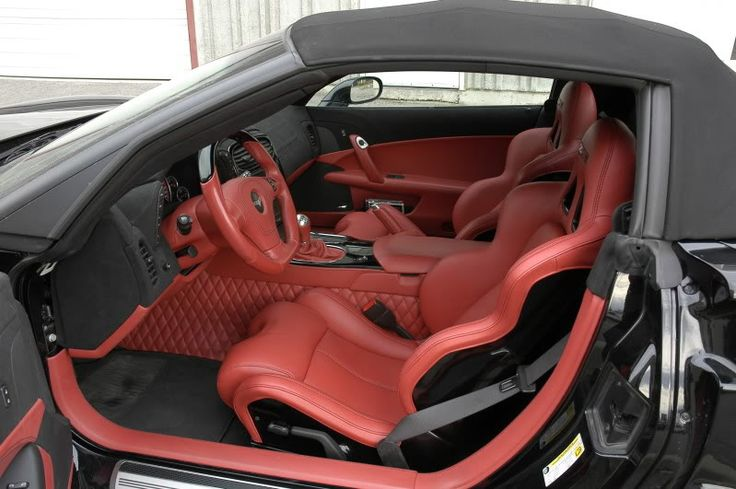 Custom 2008 Caravaggio Convertible Corvette Z06 for Sale