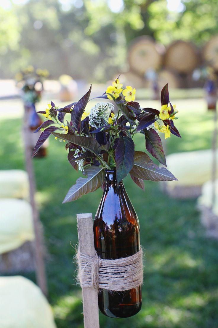 Craft beer wedding. #DeschutesBeer