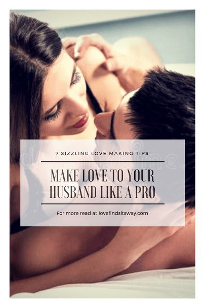 How to get your man to want you sexually