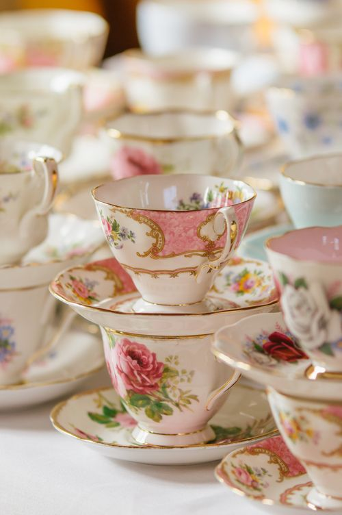 Stunning China from the China Cabinet.