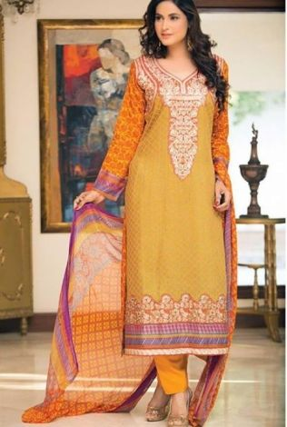 The best place to get top class Pakistani designer dresses Viscose 3pc Suit Silk Embroidery at price $100.00 Product will be shipped in one working day. #Pakistanidesignerdresses #Pakistanidresses #PakistaniGarment