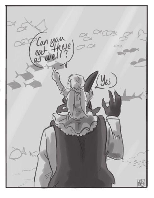 gang-orca-appreciation-comic | Tumblr | My Hero Academia | Boku no