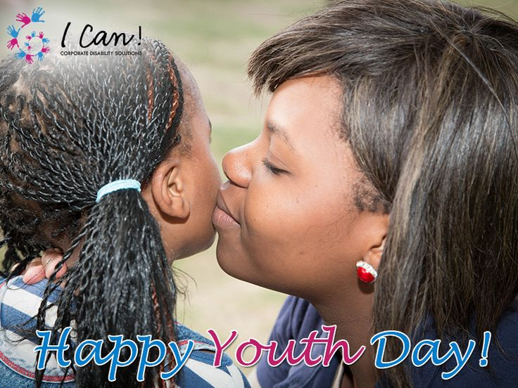 Happy Youth Day beautiful people of South Africa! Stay young and vibrant.