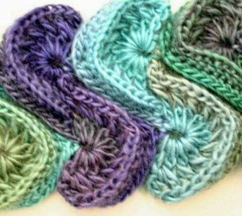 Mejores 169 imágenes de Free form en Pinterest | Crochet irlandés ...