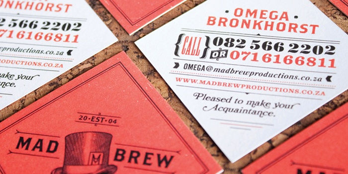 Mad Brew Identity