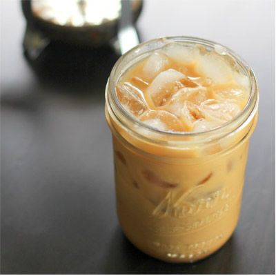 Sweet Cinnamon Iced Coffee - Iced Coffee Recipes for Summer - Marie Claire