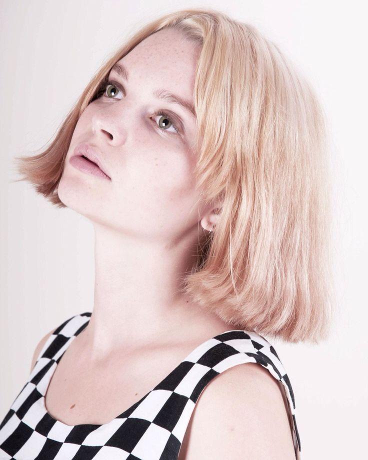 Gaze  Model: Clara Baker Photographer: Jeanette Perlie