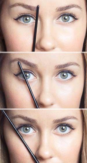 la manera correcta de maquillarse las cejas - Google Search