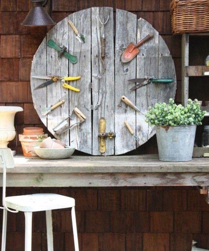 17 best ideas about outils de jardinage on pinterest for Meuble de rangement de jardin