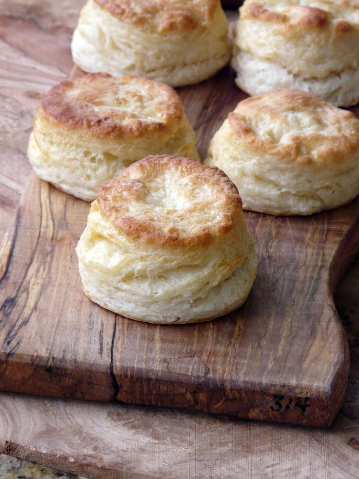 Buttermilk Biscuits for Breakfast