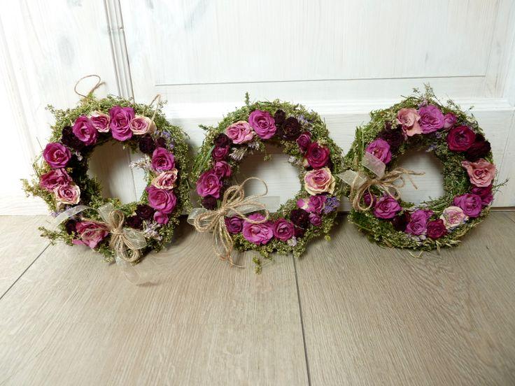 8 besten rosenkranz rosendeko getrocknete rosen bilder auf pinterest rosenkranz deko und aussen. Black Bedroom Furniture Sets. Home Design Ideas