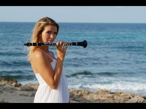 Astor Piazzolla - OBLIVION - for clarinet and orchestra