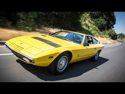 1975 Maserati Khamsin - Jay Leno's Garage