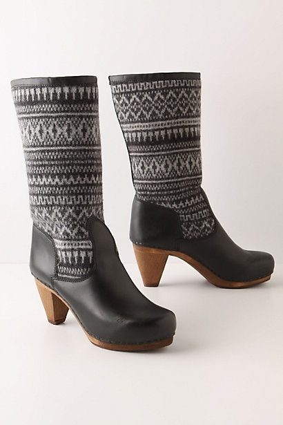 Clog Boots - StyleSays