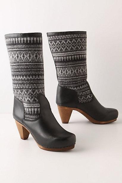 Clog Boots - StyleSays