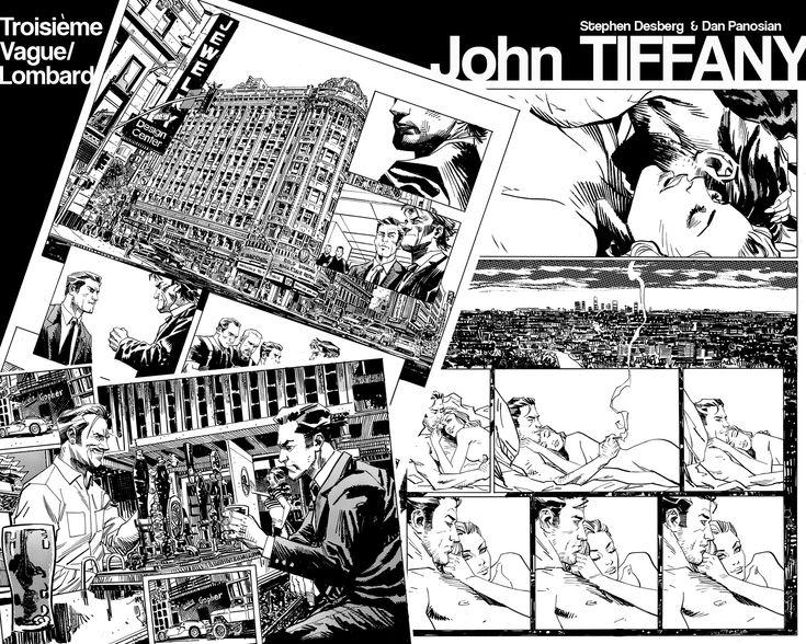 John TIFFANY Panel Mash by urban-barbarian on DeviantArt