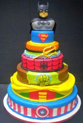 Every little boys dream cake. ..