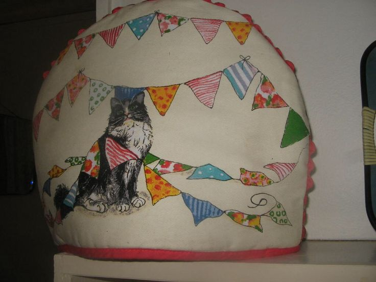 My Late Mother In Laws Tea Cosy