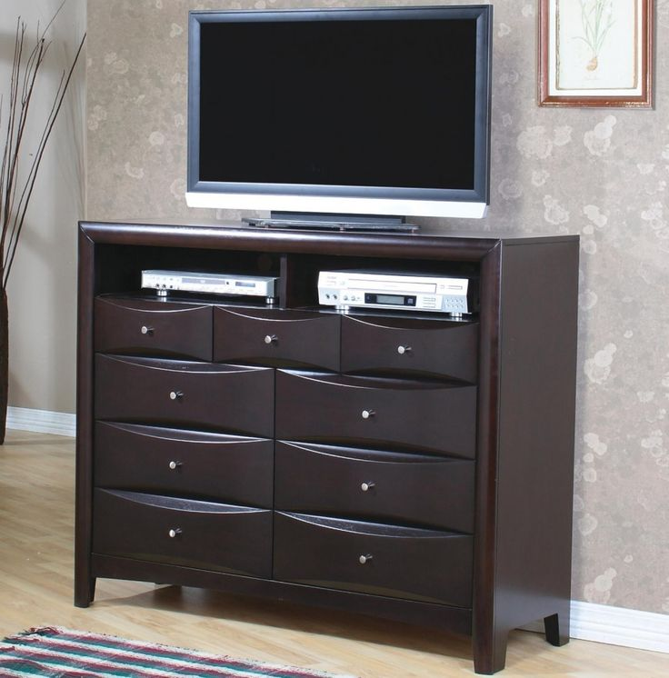 Bedroom TV Stand Dresser