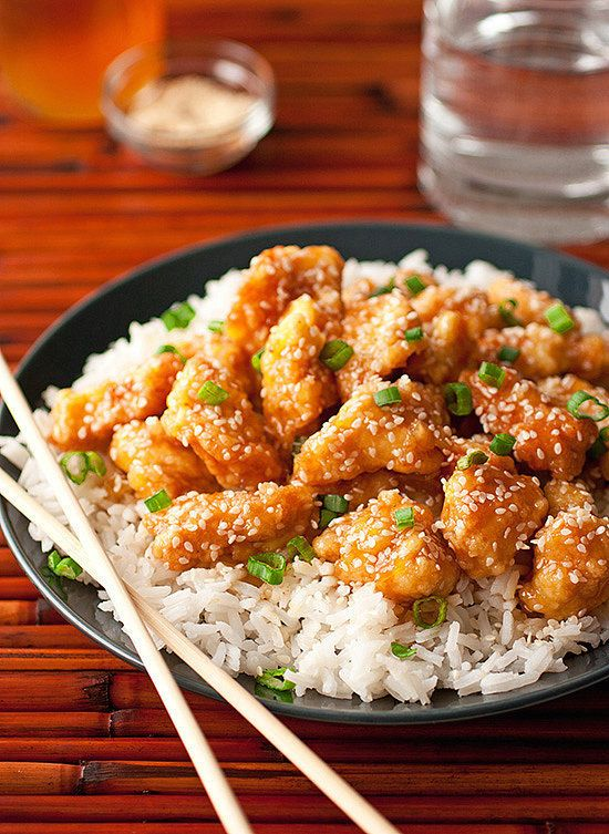 http://www.popsugar.com/food/Honey-Sesame-Chicken-37240227