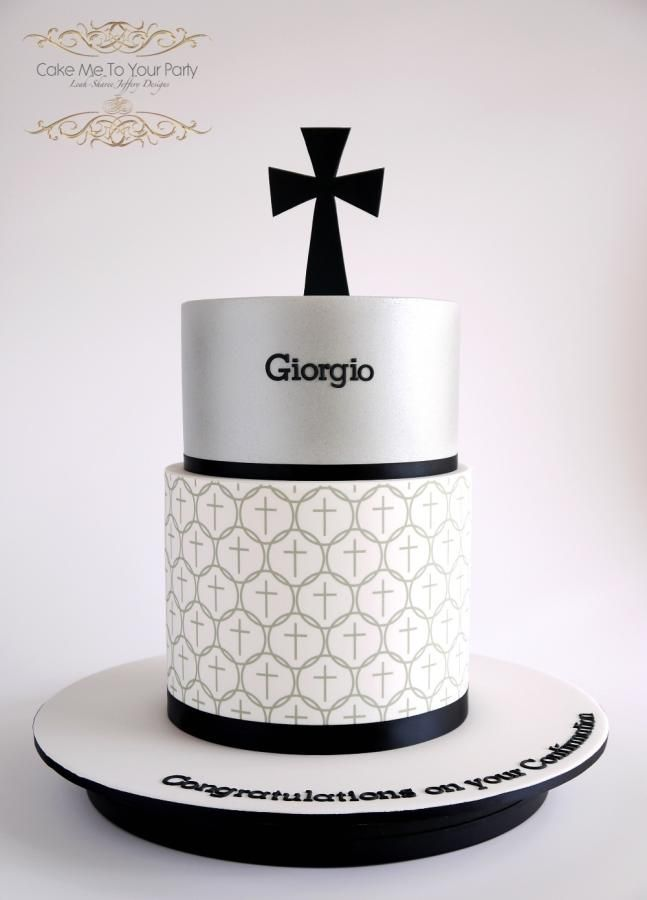 1000 Ideas About Confirmation Cakes On Pinterest