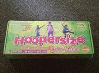 Let's Get Hooping! Hoopersize by KidTribe Hula Hoop Review + Giveaway (US)
