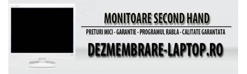 Cumpara un monitor second hand ieftin cu garantie de la Goldnet Service Bucuresti. http://www.dezmembrare-laptop.ro/ro/30-monitoare-second-hand