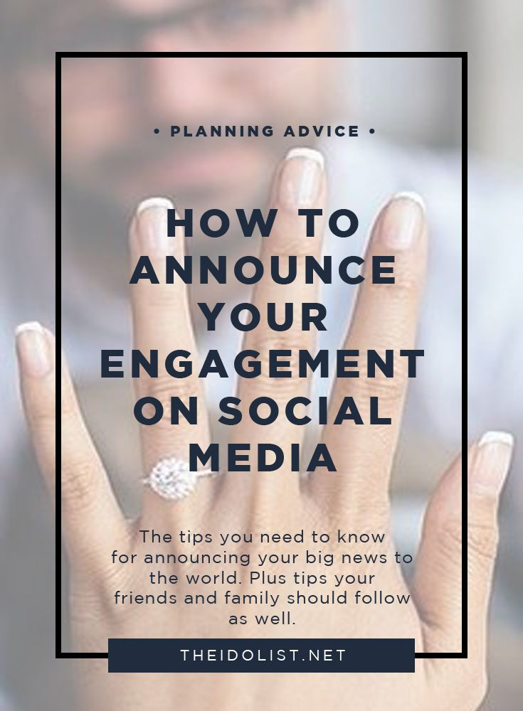 Engagement Announcement On Facebook : engagement, announcement, facebook, Announce, Engagement, Social, Media, Announcement, Quotes,, Facebook,, Funny