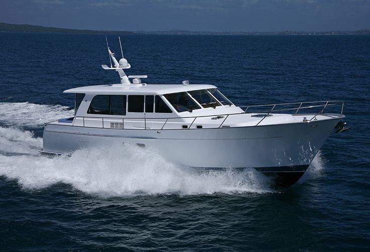 Gallery - Elite Marine Design, Bill Upfold Power Boat Design New Zealand.