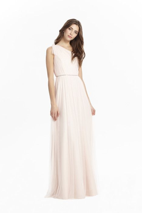 Grace (450449) dress (Slim A-Line, Assymetric, Straps,  Sleeveless ) from  Monique Lhuillier : Bridesmaids 2017, as seen on dressfinder.ca. Click for Similar & for Store Locator.