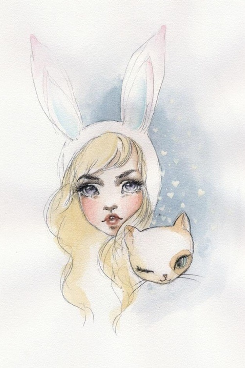 Adventure Time - Fionna and Cake