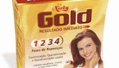Kit Cauterização Niely Gold