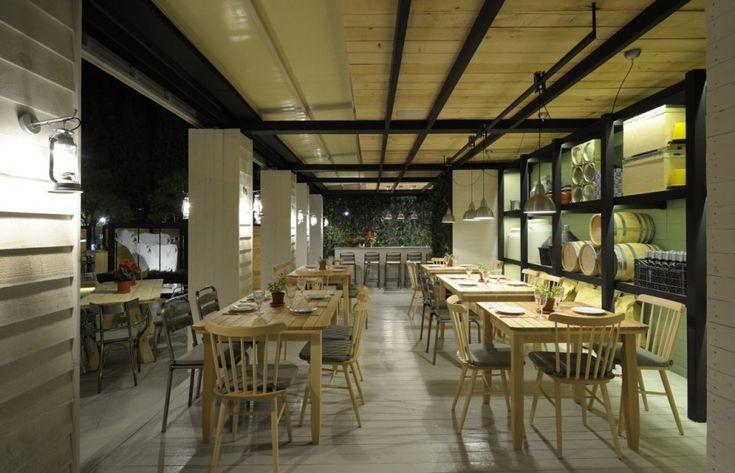 Farma Kreaton Design by Minas Kosmidis - Architecture & Interior Design Ideas and Online Archives | ArchiiiArchiii