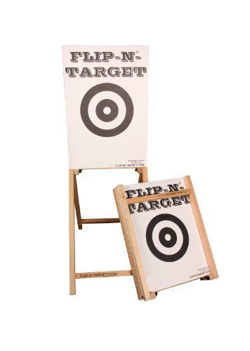 how to build a wooden shooting target stand