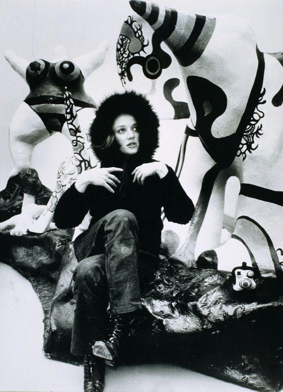 Rogge - Niki de Saint Phalle
