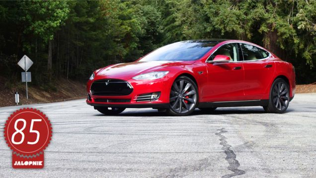 ​Tesla Model S P85D: The Jalopnik Review (Feb.2015)