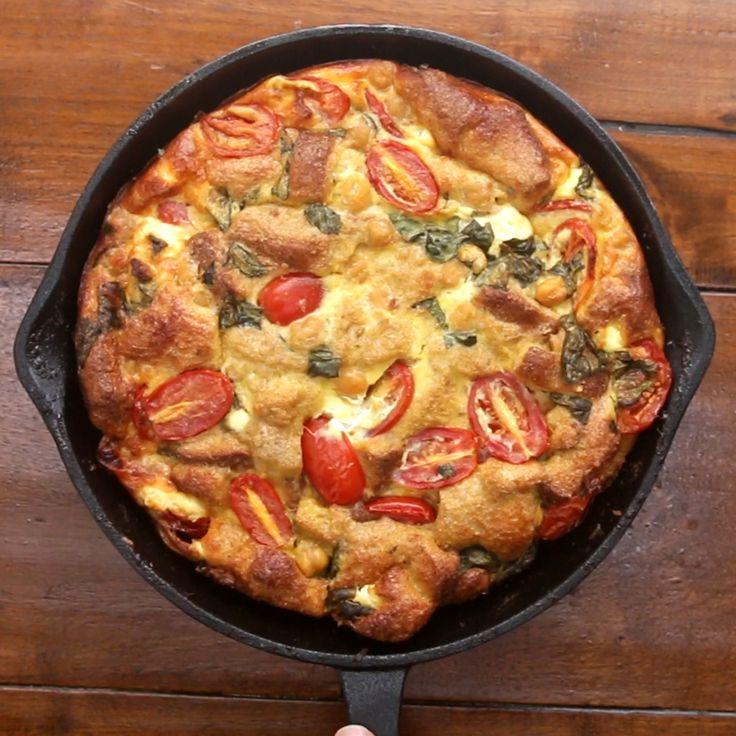 Egg & Tomato Strata