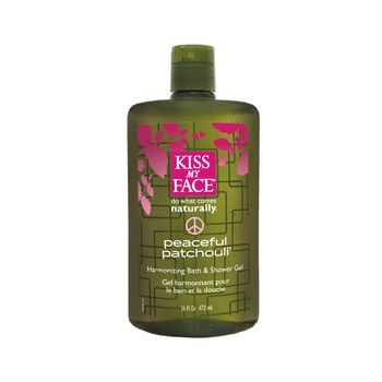 Kiss My Face - Peaceful Patchouli Shower & Bath  one of my favs!