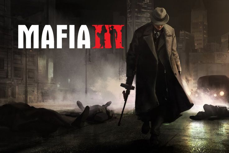 Venganza, el tráiler de lanzamiento de Mafia III