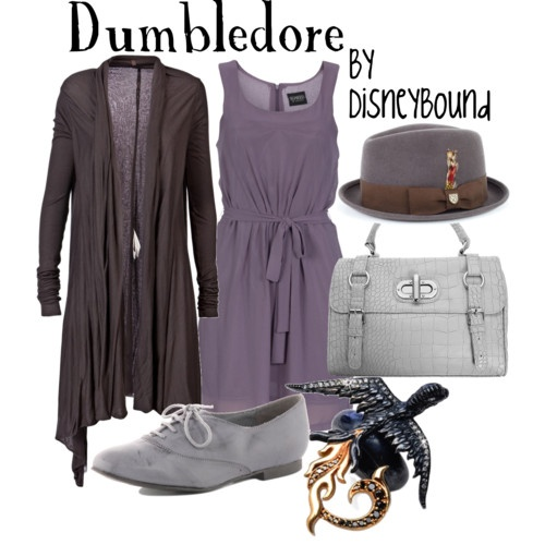 If Dumbledore were female, he would dress in these.