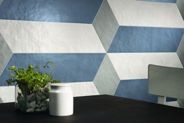 La nostra collezione Visual Design per #rivestimenti tra le tendenze segnalate da #CeramicsOfItaly 2015