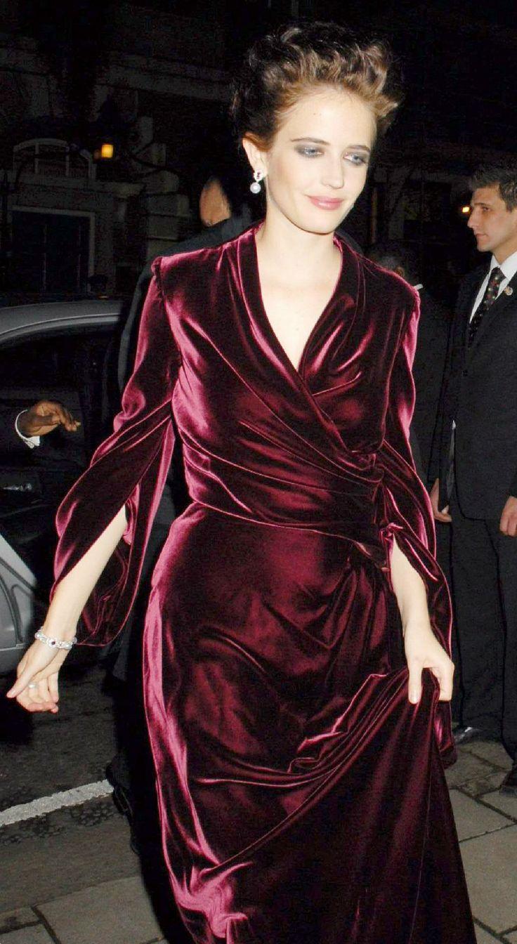Eva Green  VELVET....SOOO BEAUTIFUL.............