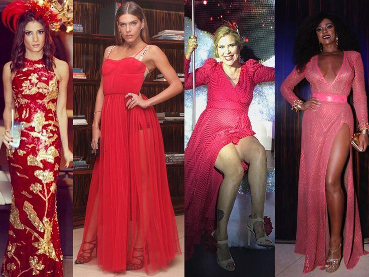 POWERLOOK - Aluguel de Vestidos Online -Baile da Vogue, fique por dentro dos looks vermelhos que selecionamos que fantásticos!! #alugueldevestidos #powerlook  #madrinha #casamento #festa #lookcasamento #lookmadrinha #lookfesta #party #glamour #euvoudepowerlook  #dress #dreams #arrase #alugue  #devolva #modaconsciente  #beauty #beautiful #carnaval2017 #bailedavogue #vogue #fantasias #mascaras#vermelho