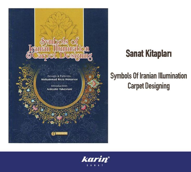 Sanat Kitapları  http://www.karinsanat.com/symbols-of-iranian-illuminationcarpet-designing  #sanatkitapları #artbook #desen #tezhip #iranianart #fineart