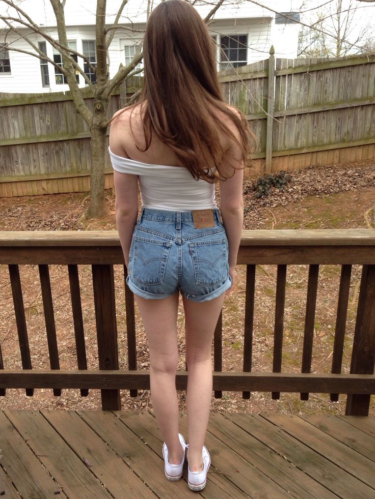 how to make mens cut off jean shorts