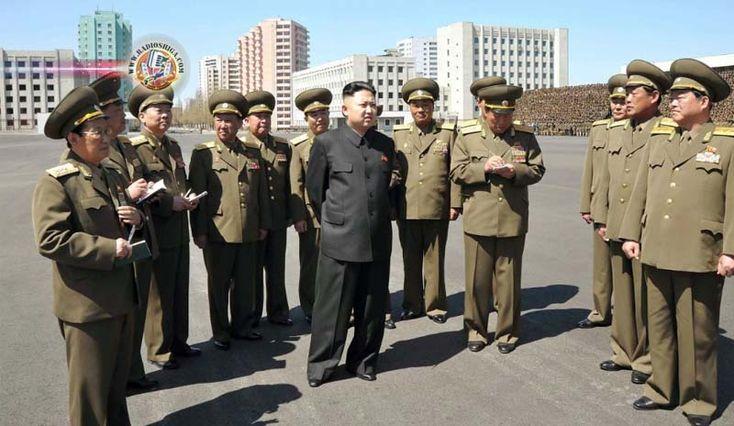 Sinais da Coreia do Norte preocupam e deixam em alerta países vizinhos. Os países vizinhos da Coreia do Norte estão em alerta, em meio a sinais de que Pyong