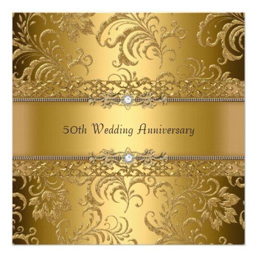 Best Anniversary Invitations Images On   Anniversary