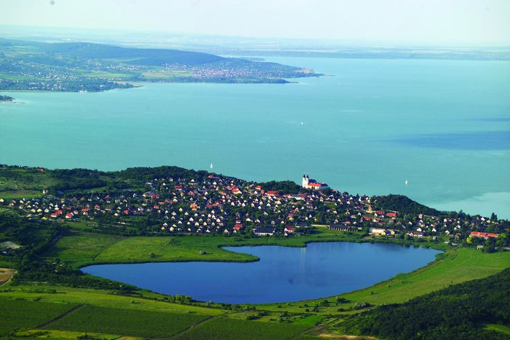 Tihany & Lake Balaton, Hungary