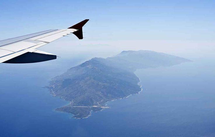 Άρωμα Ικαρίας: Δρομολόγια Aegean Airlines Καλοκαίρι 2016 Ικαρία